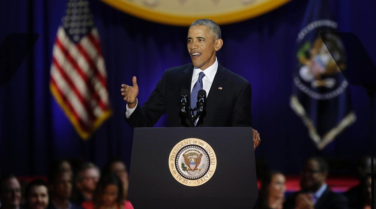 athletes react obama farewell speech