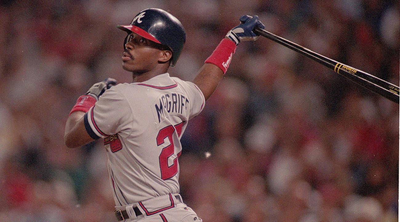 Fred McGriff, Atlanta Braves