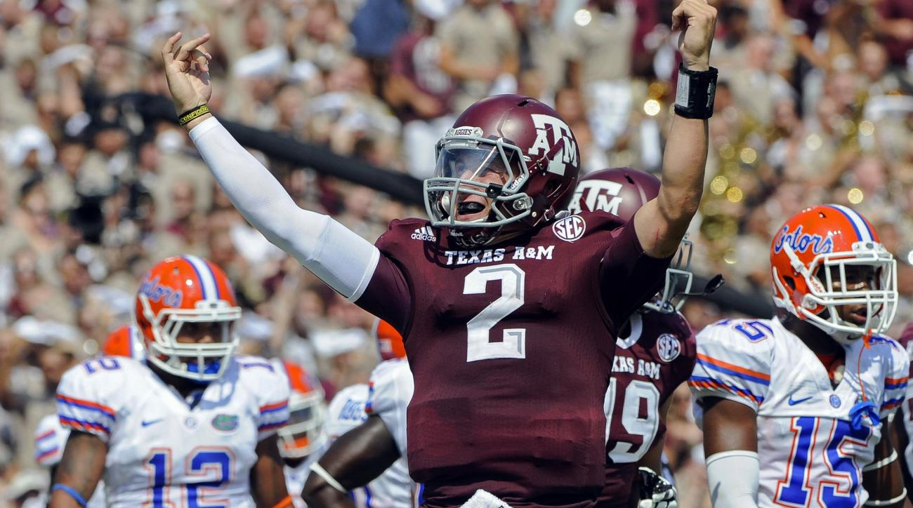 Johnny Manziel will sign autographs and take selfies for money during Super Bowl Week.