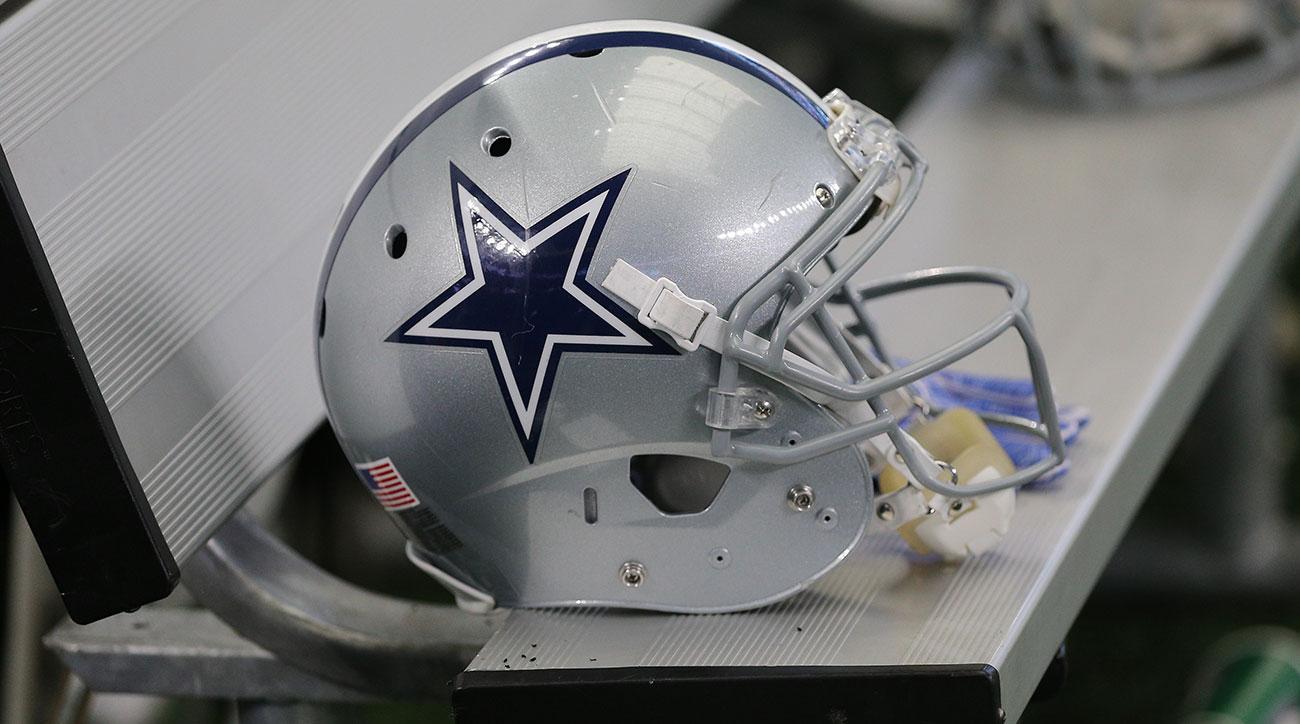 hospitalized baby dallas cowboys