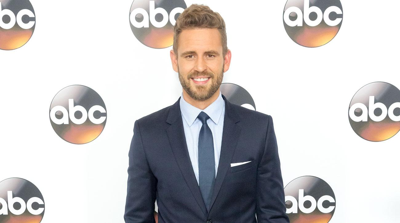 nick viall yearbook photo exclusive cross country