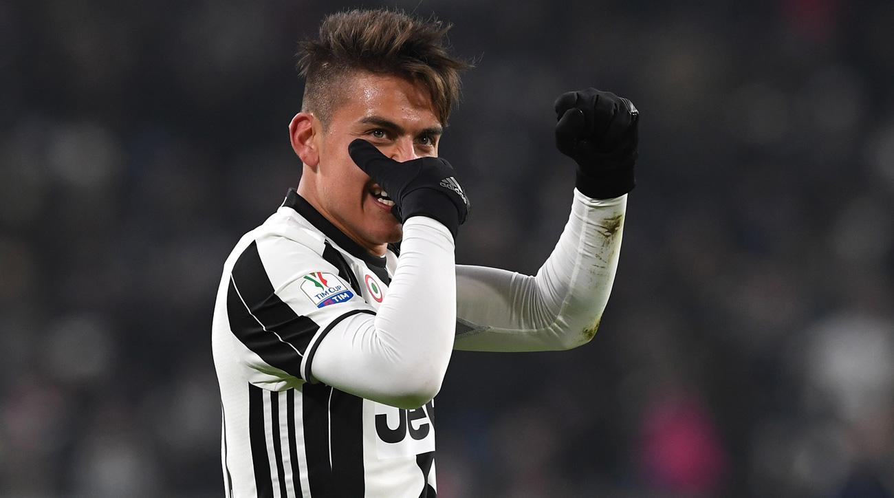 Paulo Dybala scores a gorgeous goal for Juventus