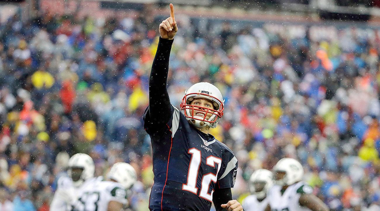 Brady may go down without an equal at his position in NFL history, let alone among QBs drafted in the sixth round. Since the 2000 draft, Brady has thrown for 61,582 yards in the regular season; all other quarterbacks selected in Round 6 (there have been 39) have combined for 55,578. The battle for No. 2 behind him is between Marc Bulger and Tyrod Taylor, which should give you some idea of the gap between Brady and the field. Brady has earned 12 Pro Bowl nods (including this year), has been Super Bowl MVP three times, regular-season MVP twice and is a lock to be a first-ballot Hall of Famer after this playing career comes to an end.