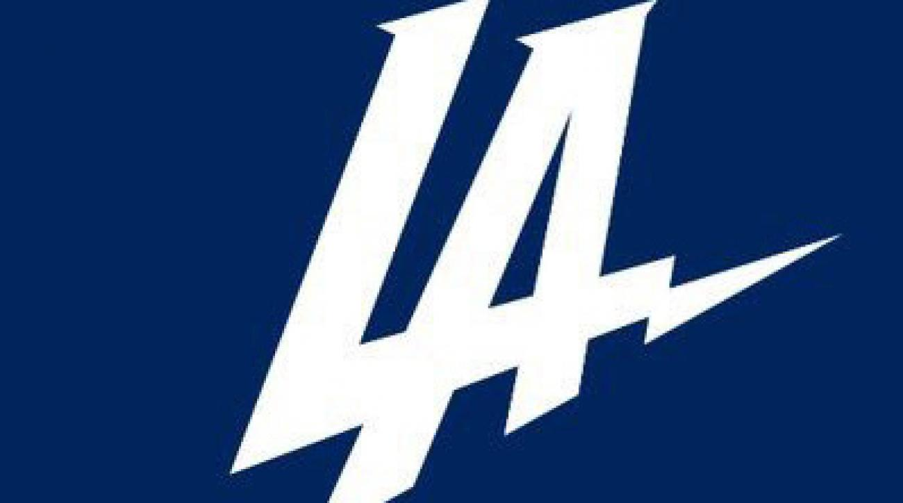 Los angeles chargers team unveils new logo photo si chargers reveal new logo after announcing move to los angeles buycottarizona Image collections