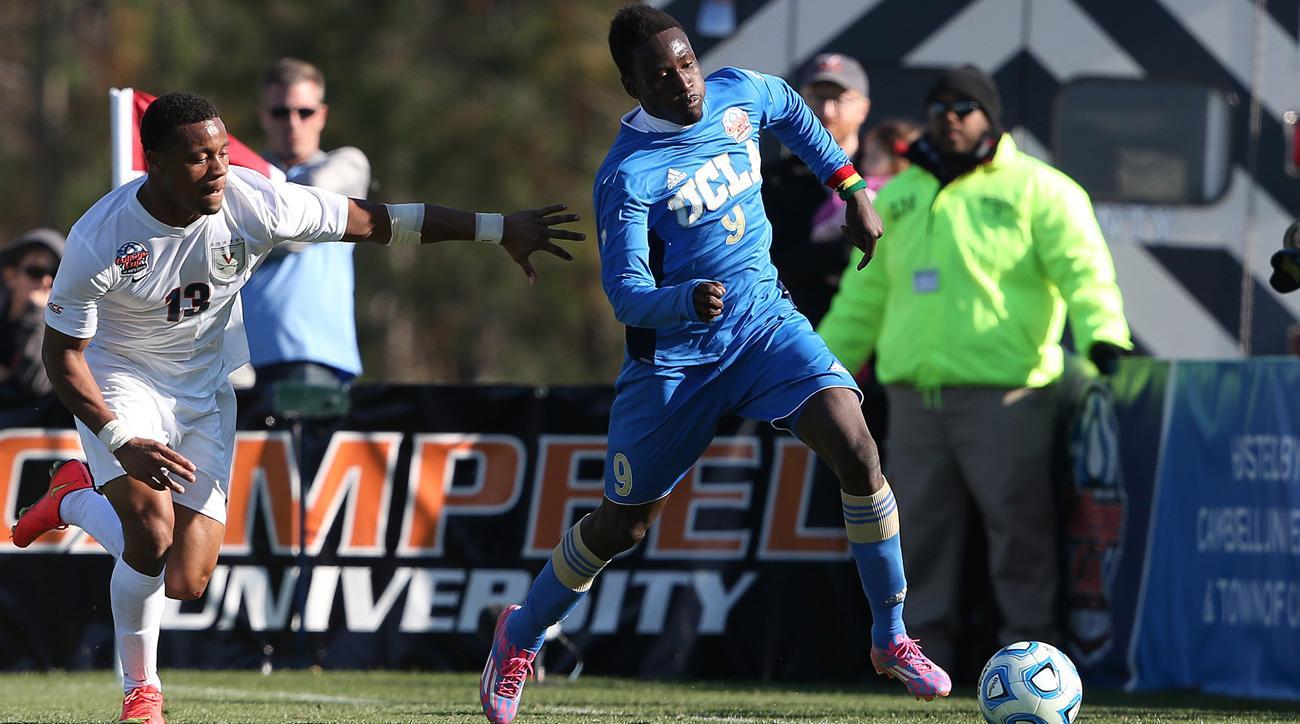 Minnesota United makes Abu Danladi the No. 1 pick in the 2017 MLS SuperDraft