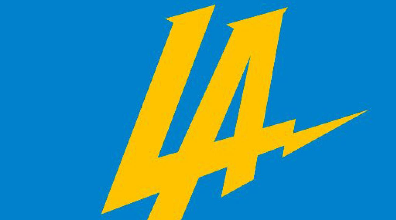 Los Angeles Chargers new logo