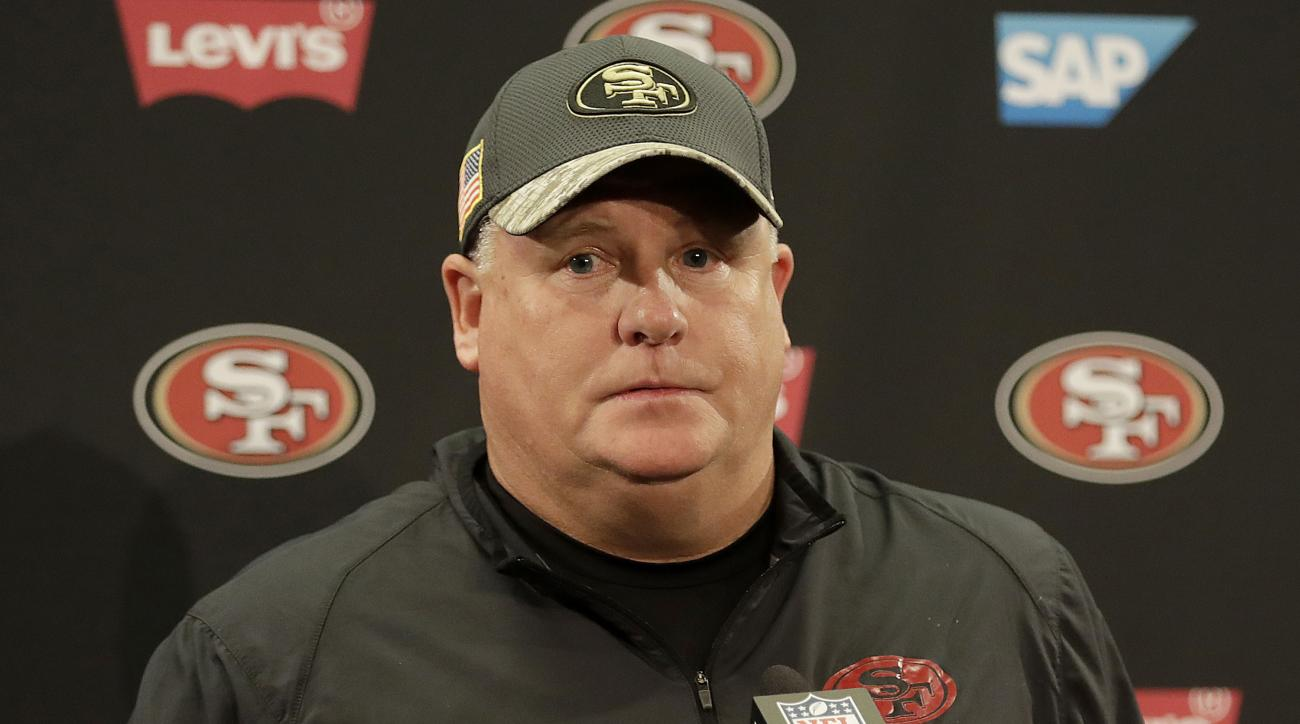 Chip Kelly: Jaguars interviewed ex-49ers head coach