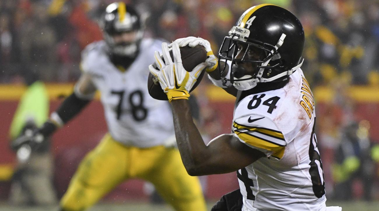 Antonio Brown: Steelers WR apologizes for video | SI.com
