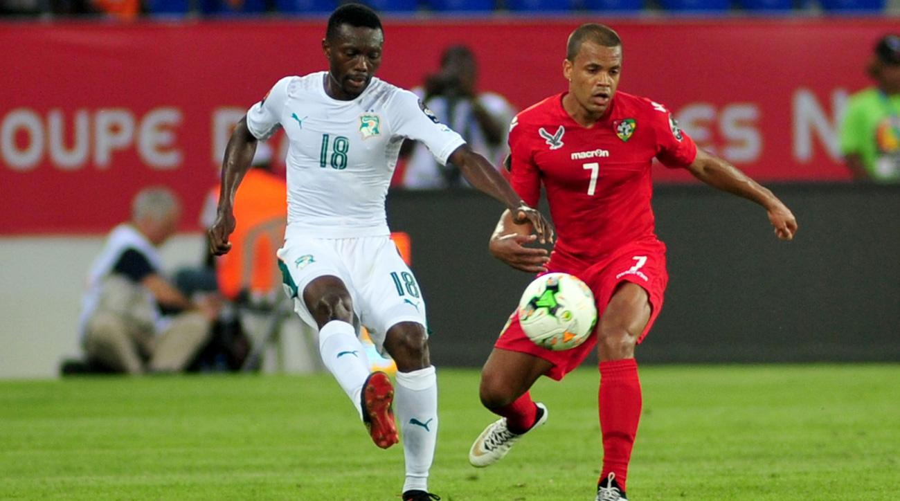 Ivory Coast and Togo played to a 0-0 draw at the Africa Cup of Nations