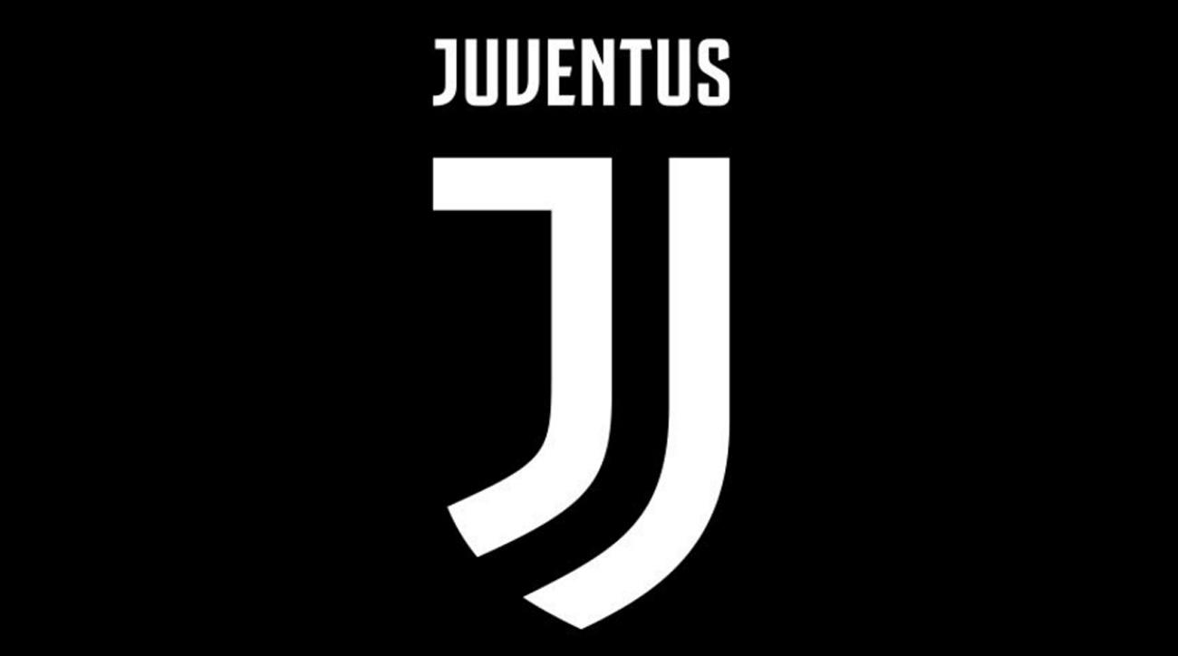Juventus has a brand new logo