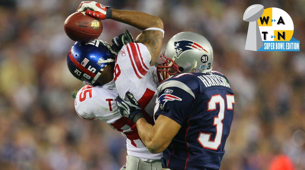 David Tyree: The Helmet Catch, gay marriage controversy, new career with New York Giants