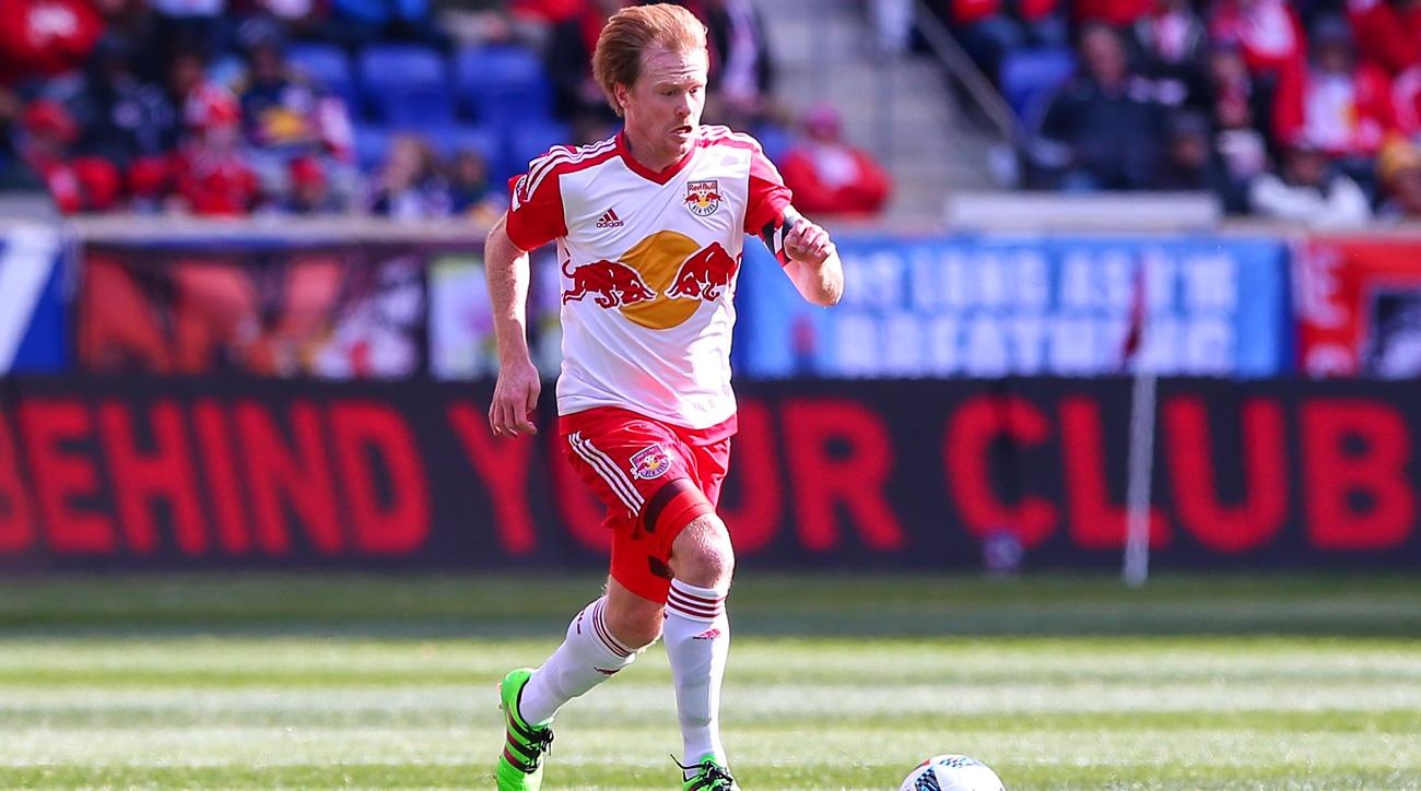 Dax McCarty was dealt to the Chicago Fire