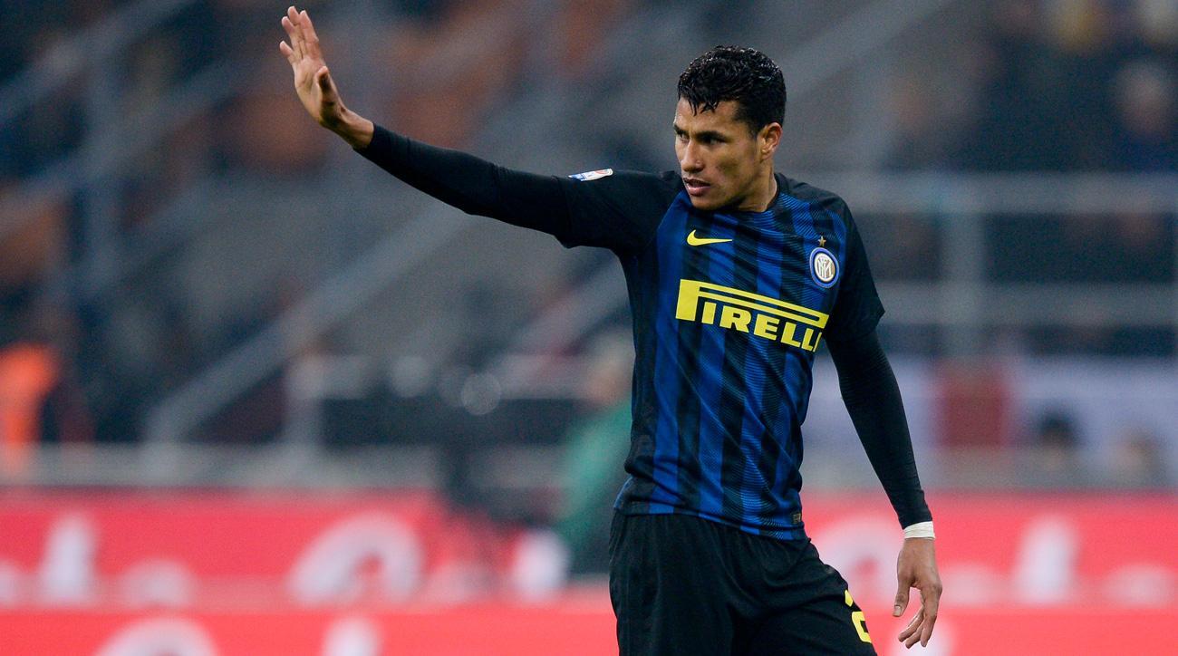 Jeison Murillo scores a great goal for Inter Milan vs. Bologna in Coppa Italia