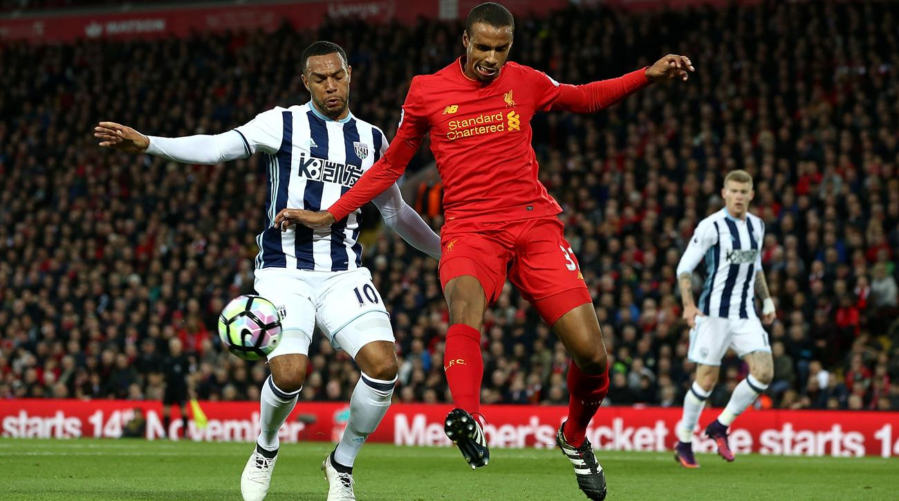 Joel Matip may be ineligible to play for Liverpool after refusing to play for Cameroon