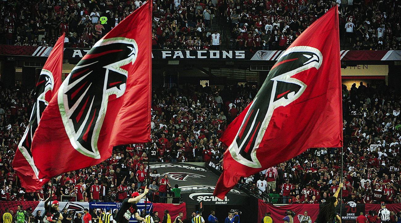 Falcons complicated relationship with Atlanta SIcom