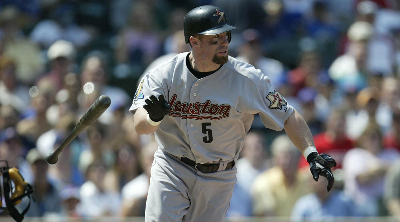 Jeff Bagwell, Houston Astros