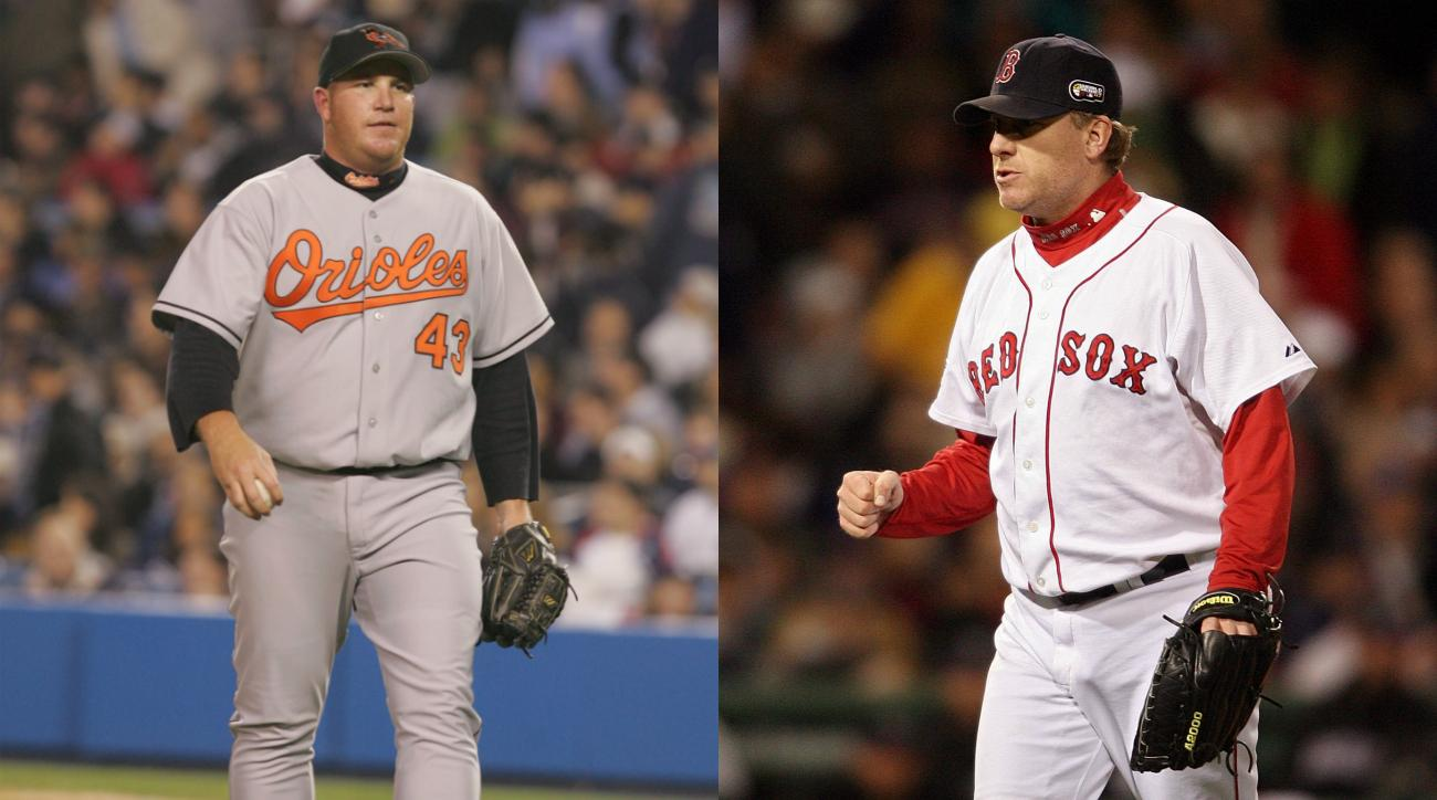 Curt Schilling argues on Twitter with fake Sidney Ponson