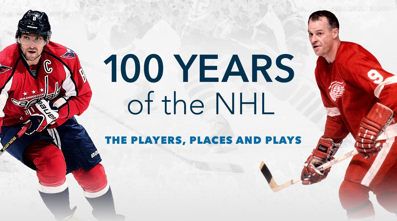 NHL 100  Celebrating 100 years of hockey  5d3afa1f9