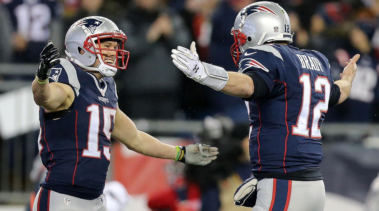 Super Bowl 51: Tom Brady, Chris Hogan, Patriots beat Steelers to win AFC title