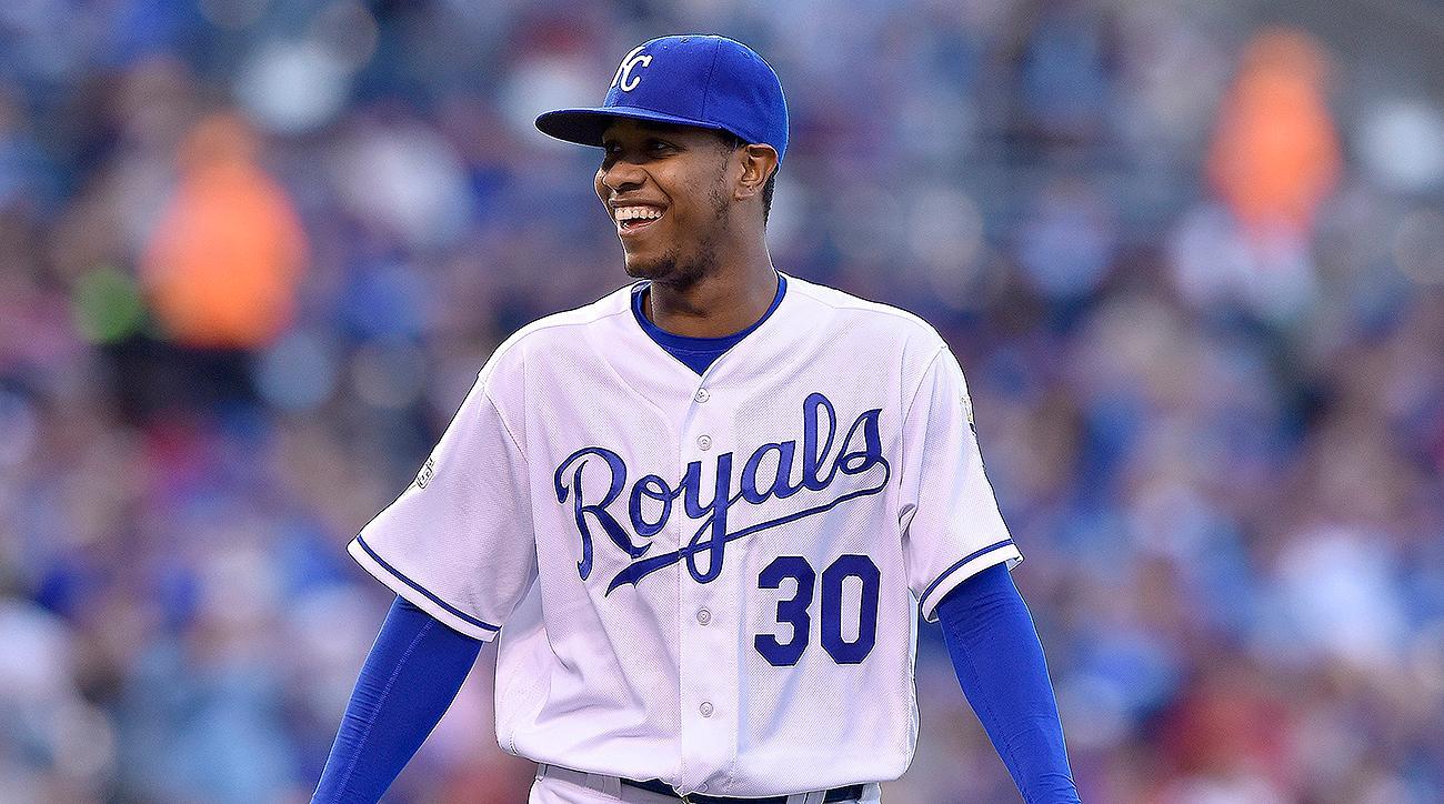 Kansas City Royals Yordano Ventura