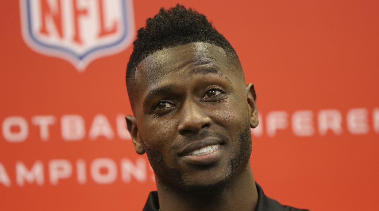 Antonio Brown: Facebook encouraged live stream
