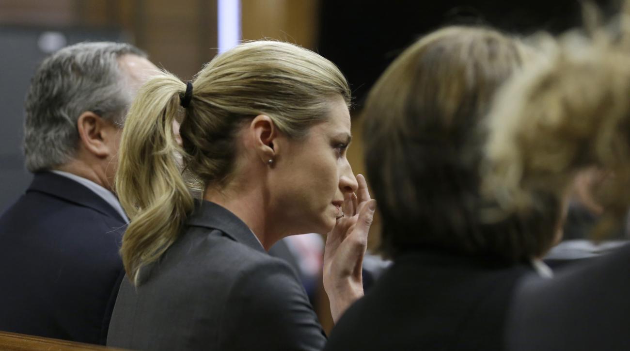 Erin Andrews sports motivation civil trial cancer battle