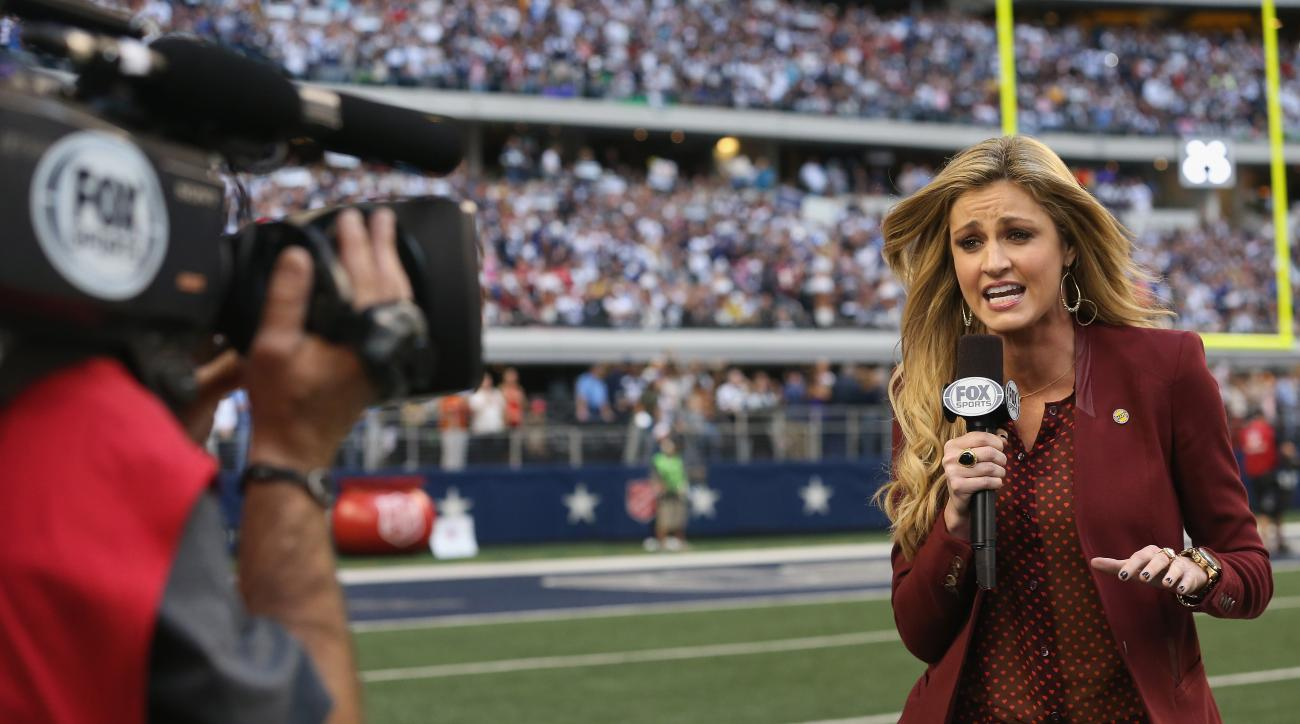 Erin Andrews, Urban Meyer