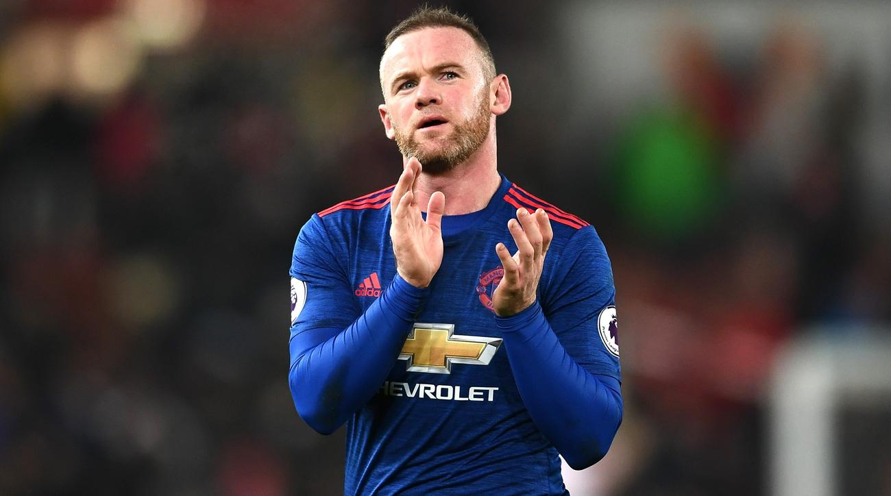 Wayne Rooney is Manchester United's all-time leading goal scorer