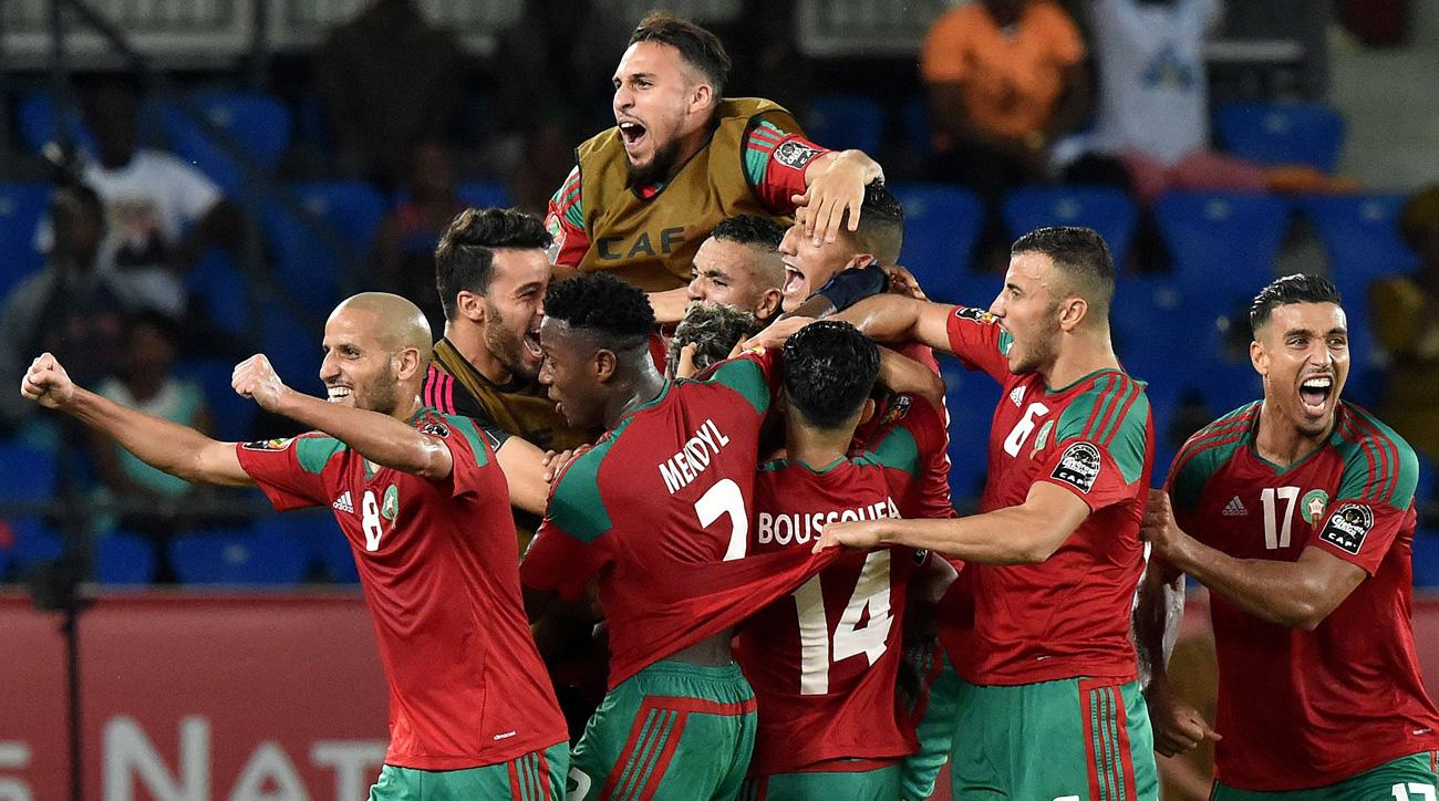 Morocco beats Ivory Coast in Africa Cup of Nations
