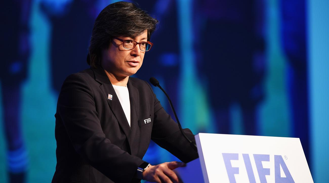 Moya Dodd speaks about gender reform in FIFA