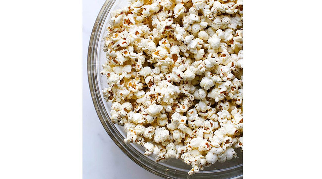 Za'atar Popcorn