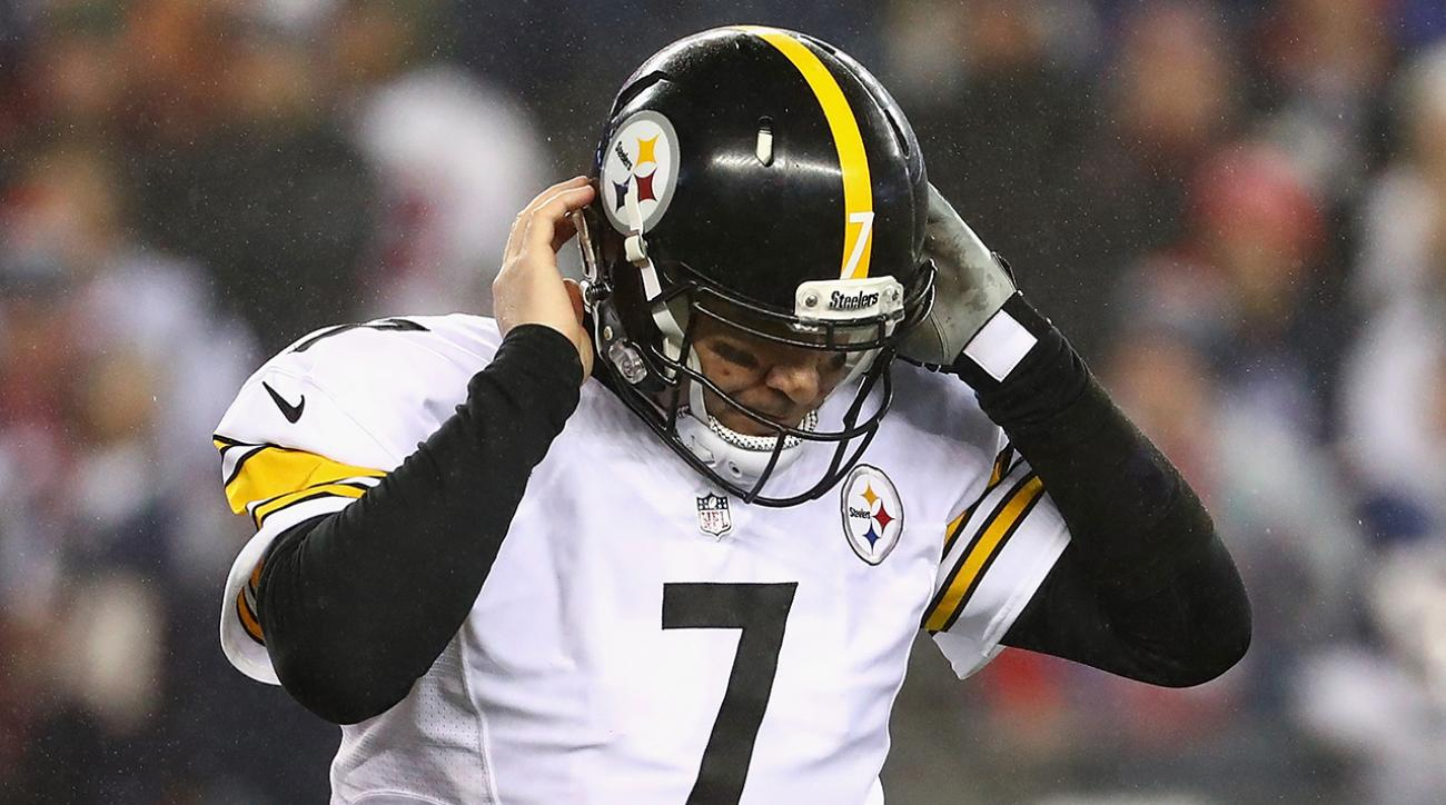 Ben Roethlisberger heads into offseason with questions  IMAGE