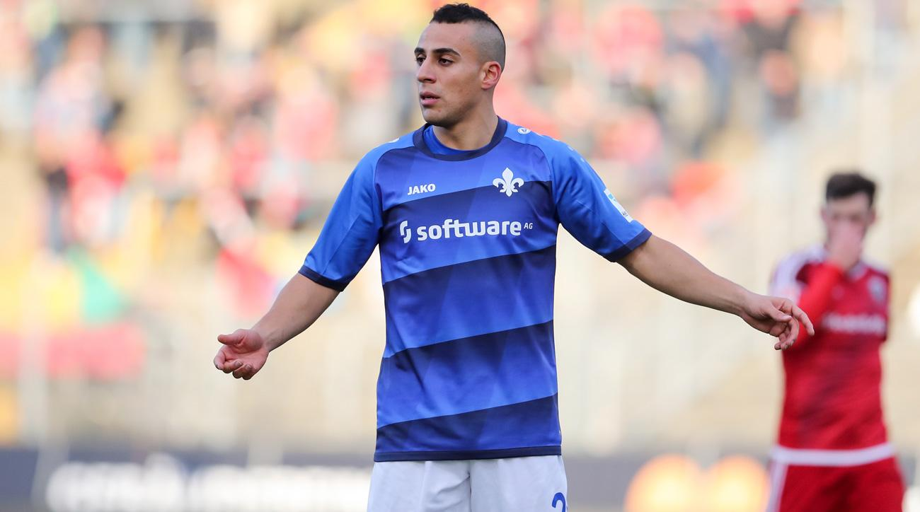 Anis Ben-Hatira has been cut by Darmstadt