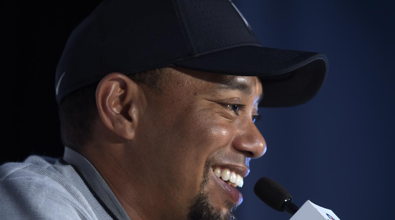 Tiger Woods will make his return to PGA Tour competition at Torrey Pines on Thursday.