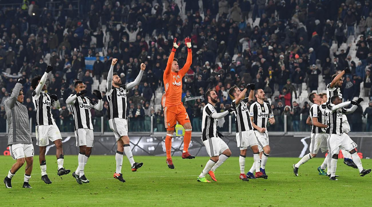 Juventus beats AC Milan in the Coppa Italia quarterfinals