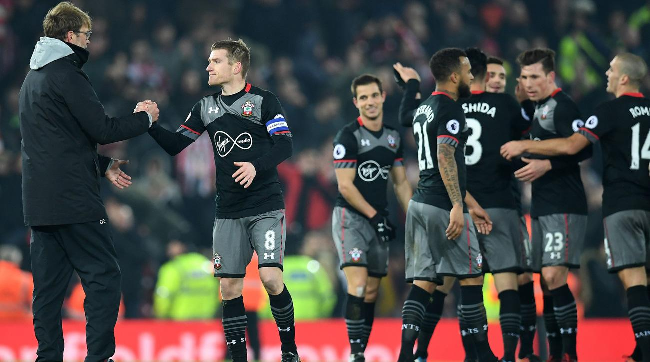 Southampton beats Liverpool to reach the League Cup final