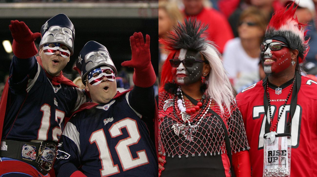 Super Bowl quiz: Should I root for Patriots or Falcons?