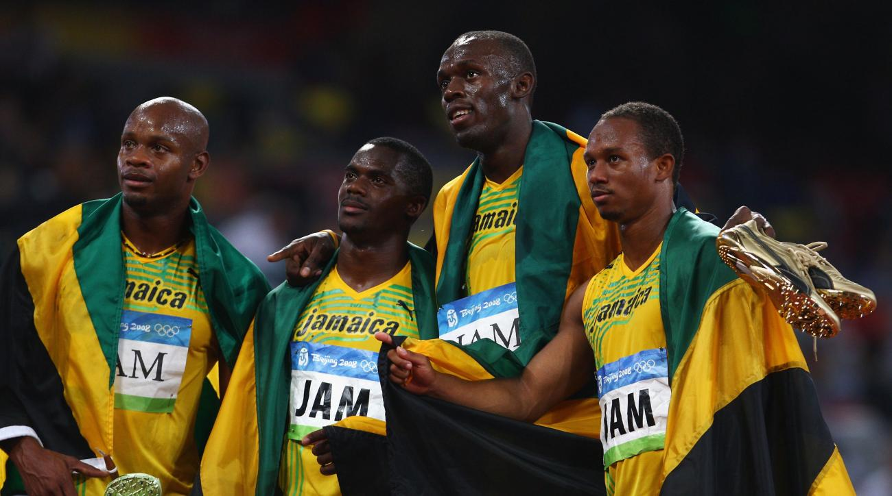 Usain Bolt: Nesta Carter's doping test costs sprinter gold