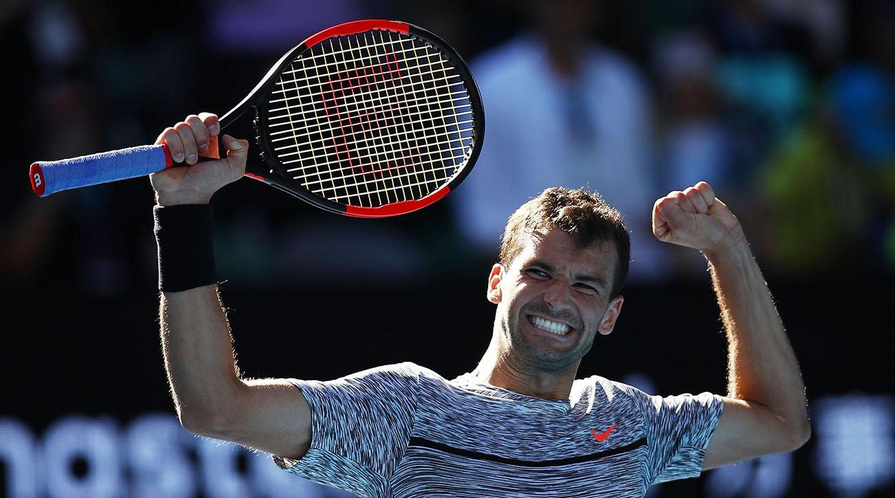 Watch Grigor Dimitrov vs Rafael Nadal online: live stream, time, tv