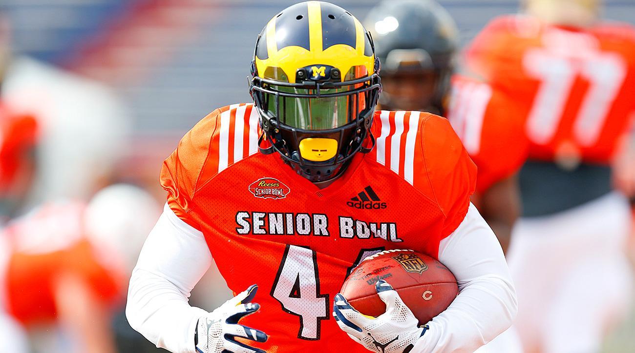 Senior Bowl preview: De'Veon Smith