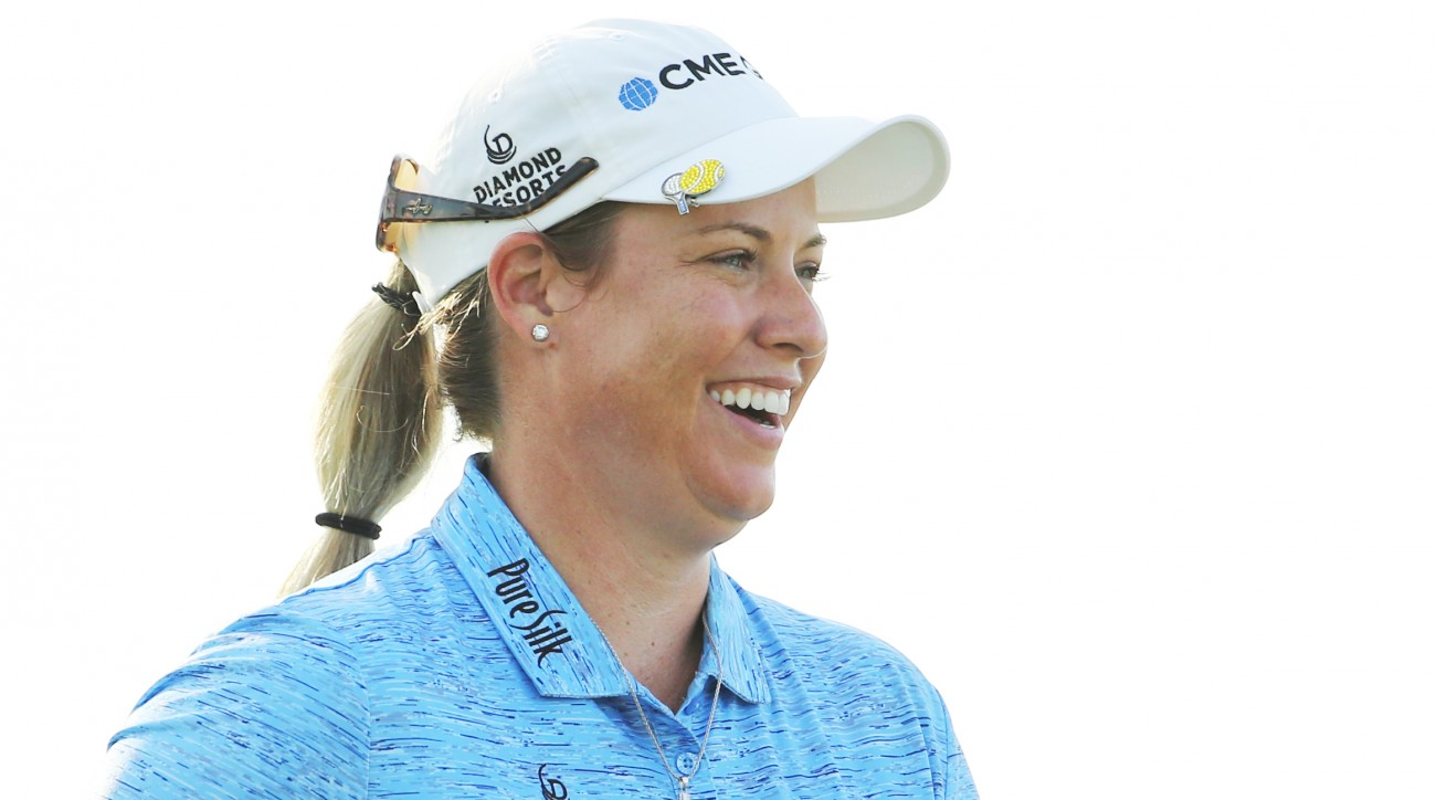 Brittany Lincicome has won six times on the LPGA Tour.