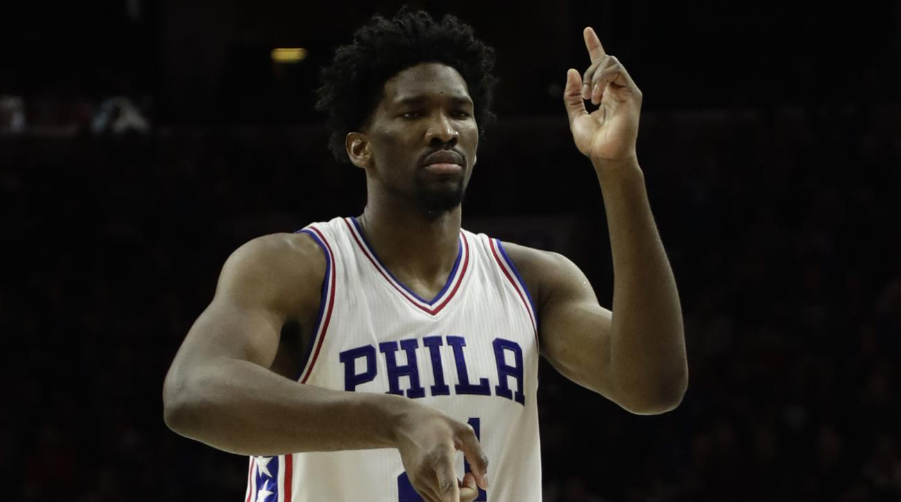 joel embiid injury knee soreness