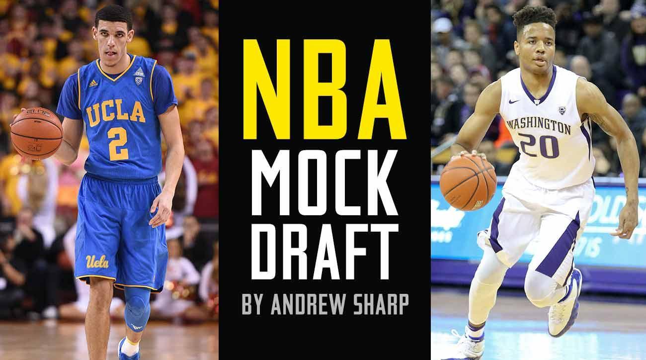 2017 NBA Mock Draft 1 0: Lonzo Ball, Markelle Fultz Top Rankings