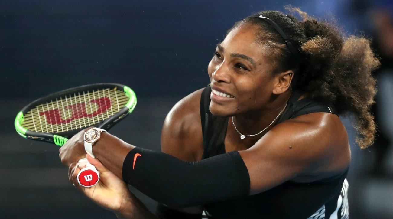 2017 Australian Open Serena Williams defeats Venus