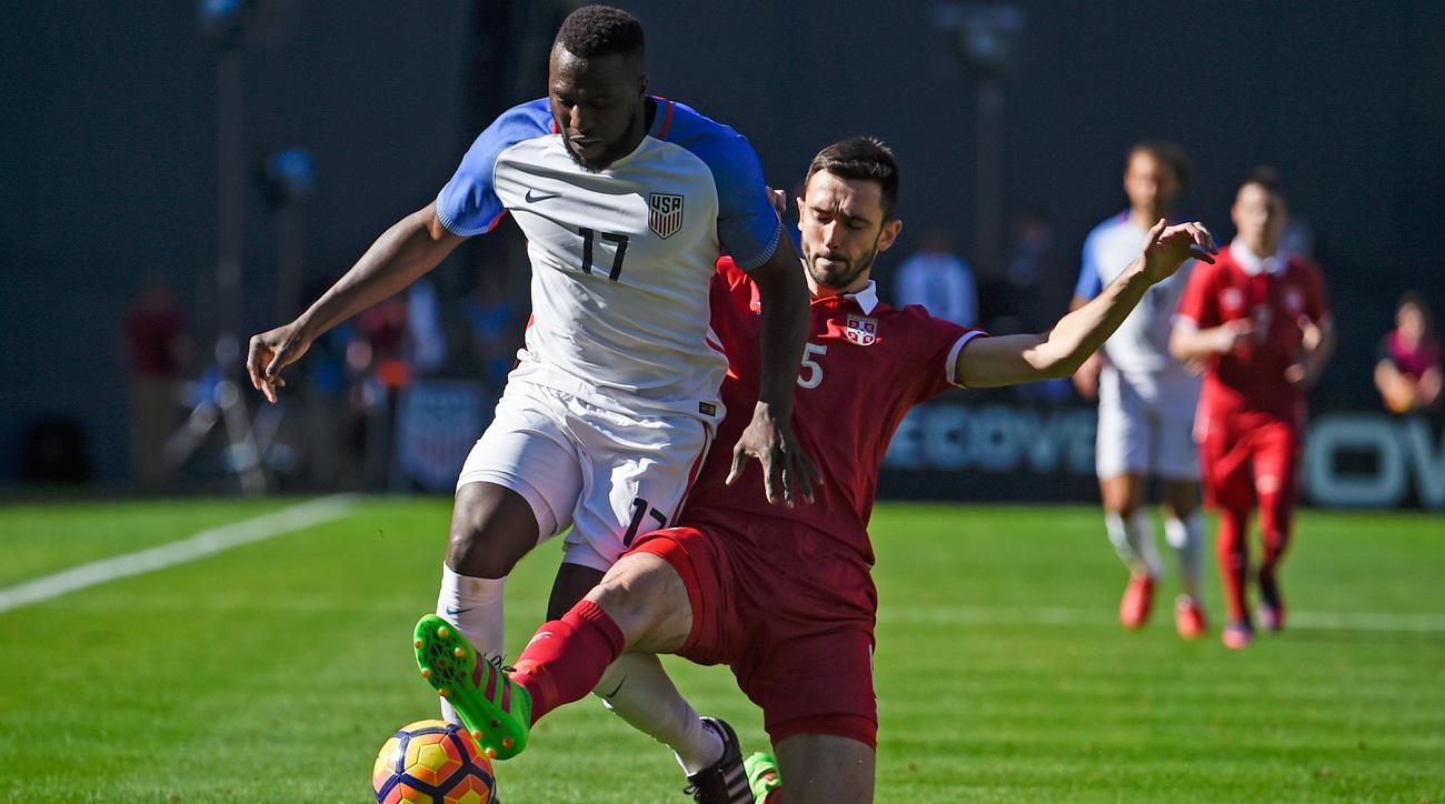 Usas scoreless draw vs serbia offers glimpse into arenas preferences foxsports com - Usa s scoreless draw vs serbia offers glimpse into arena s preferences