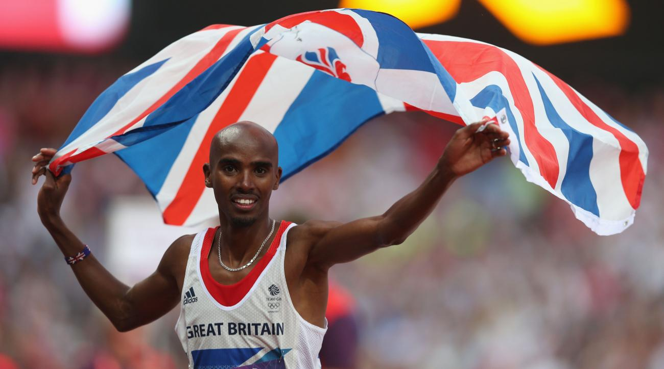 Refugee ban: Mo Farah criticizes Donald Trump policy