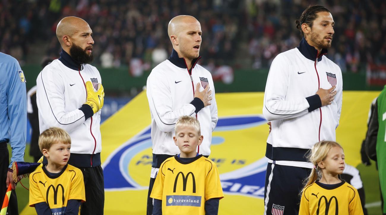 Muslim ban USMNT captain Michael Bradley speaks out