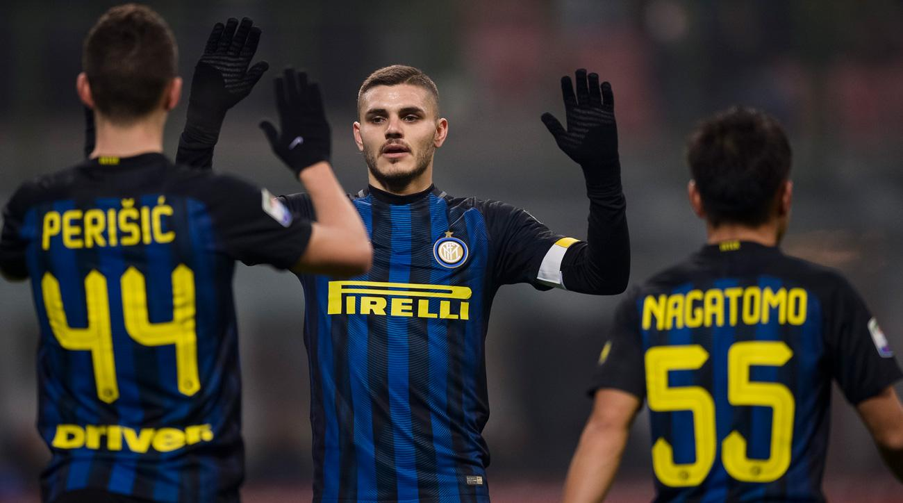 Inter Milan is on its best run of form in five years