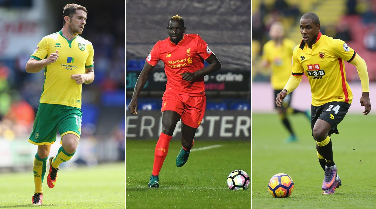 Robbie Brady, Mamadou Sakho and Odion Ighalo all moved on deadline day