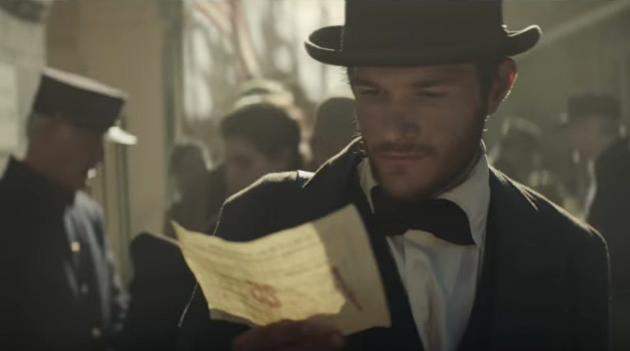Budweiser's Super Bowl ad is about its immigrant founder
